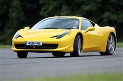 Sensori biometrici nelle Ferrari